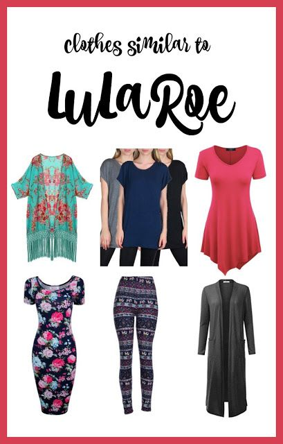 Find clothes similar to LuLaRoe at a fraction of the price.