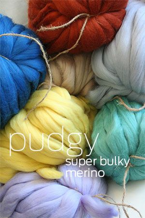 This incredible yarn is perfect for Arm Knitting or Big Stitch Knitting. We just love the soft, unplied feel of this yarn - perfect for giant sqooshy cowls, throws, wraps. This yarn goes wherever your