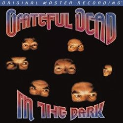 Grateful Dead - In the Dark on Numbered Limited Edition 180g LP from Mobile Fidelity