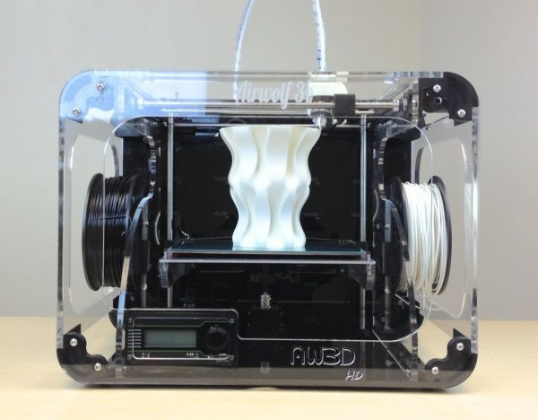 3ders.org - Airwolf 3D releases new larger desktop 3D printer AW3D HD | 3D Printer News & 3D Printing News