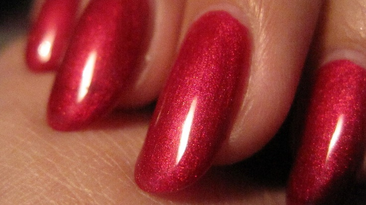 Shellac color, Red Baroness | CND Shellac Colors | Pinterest