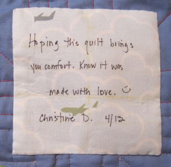 64 best Quilt Label Sayings images on Pinterest | Drawings, How to ... : examples of quilt labels - Adamdwight.com