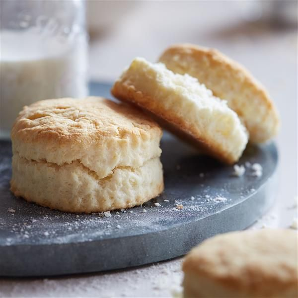 how to make fluffy biscuits with self rising flour