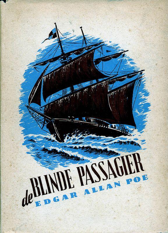 De Blinde Passagier Edgar Allan Poe 1942 PJ Kuhn