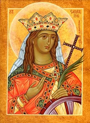 Pyhä Katariina