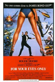 For Your Eyes Only (1981) with Roger Moore