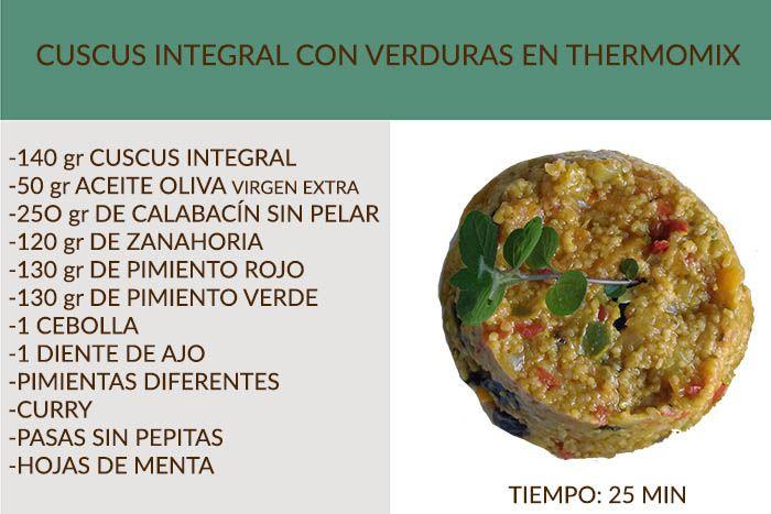 cuscus vegetal