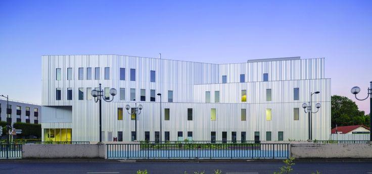 Gefaltete Dachlandschaft Kindertagesstätte Von Dorte: 1002 Best Architecture Images On Pinterest