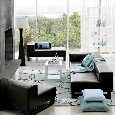 Blue Living Room With Brown Furniture 84 best blue/brown colour scheme images on pinterest | home