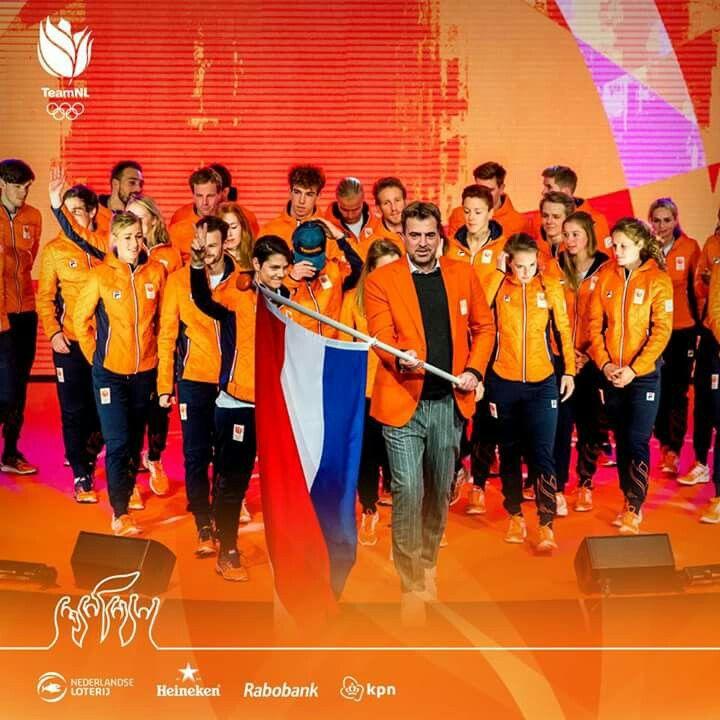 netherlands olympic team