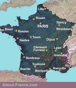 About-France, useful tourism site