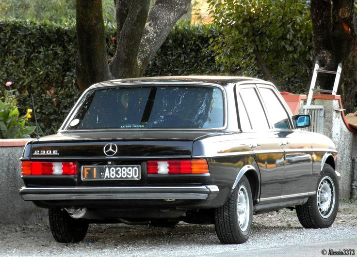 17 best images about w123 on pinterest sedans auto for Mercedes benz 230e