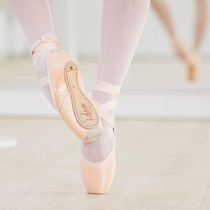 Danza Danza - Punte danza classica Domyos Relevé DOMYOS - Bambino