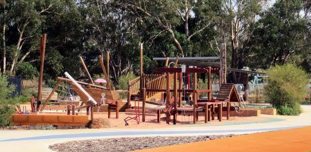 Woodbridge Riverside Playspace Midland