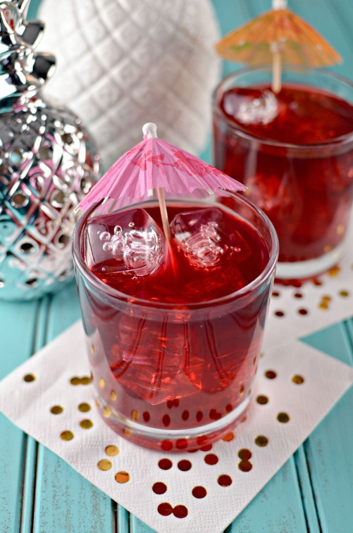This Spiked Passion Tea Lemonade is sure to be a summer favorite. It is SUPER easy to make and perfect for summer parties and BBQs. Easy to make in large batches for parties, or individual servings for yourself.