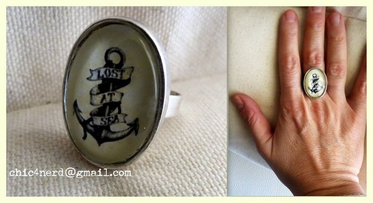 Lost At Sea  #oldschool #tattoo #anchor #lostatsea #sea