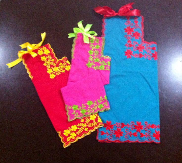 Blusas Yucatecas