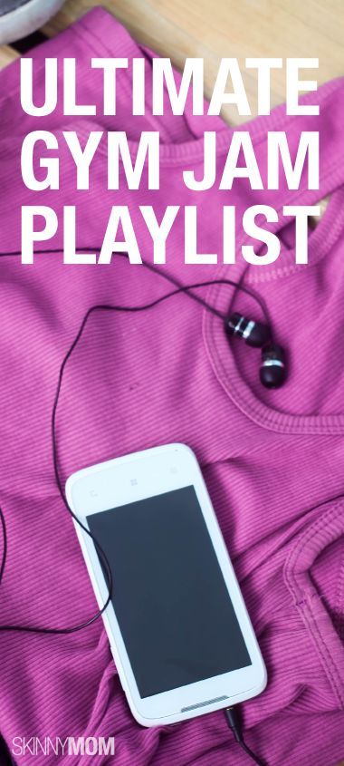 Great gym workout playlist!