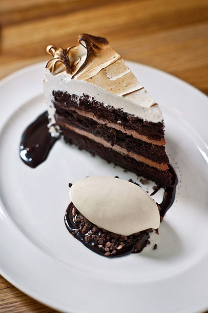 Black And White Russian Cake Recipe