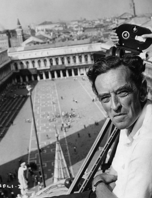 David Lean fue un director de cine británico recordado especialmente por películas como Lawrence de Arabia y Doctor Zhivago