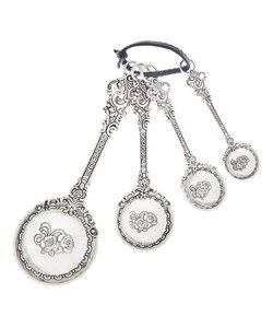 Victorian measuring spoons | zulily