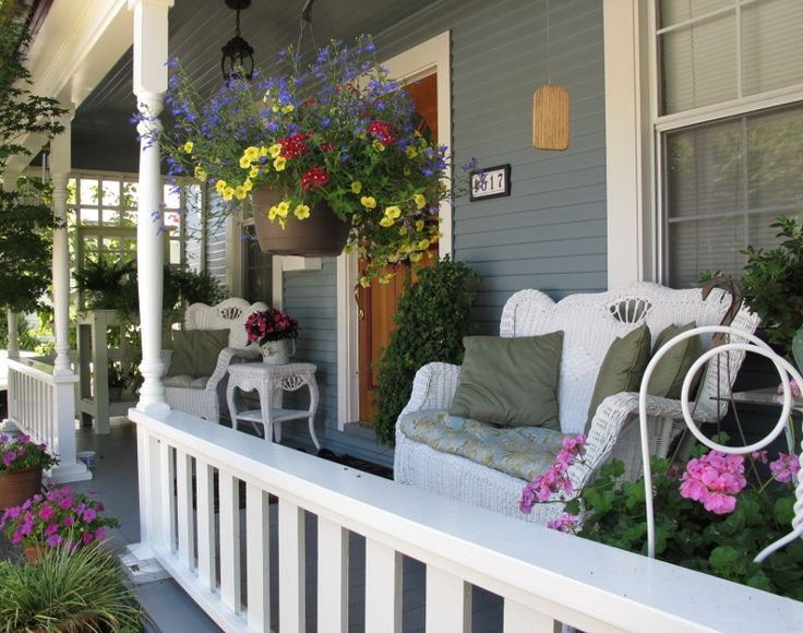 Cottage Style Front Porches | Front-porch-800x6313.jpg 800×631 pixels
