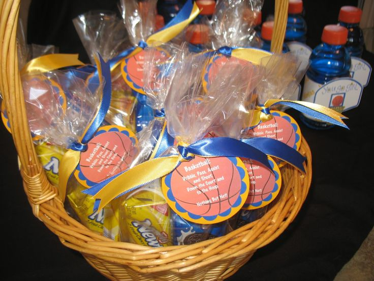 More printables Basketball Team Treats | Crafty and Sweet Treats!