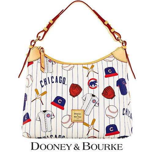 Chicago Cubs MLB Hobo by Dooney  Bourke - MLB.com Shop