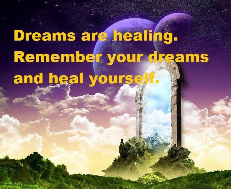 How to have a healing Dream