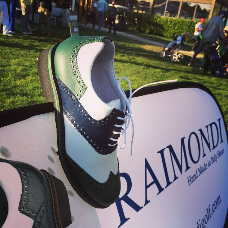 Raimondi Golf Shoes