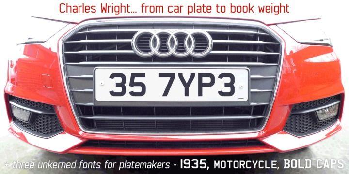 Charles Wright - Webfont & Desktop font « MyFonts