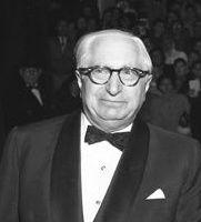 "Louis Burt Mayer (July 12, 1884[1] – October 29, 1957) born Lazar Meir was a Russian Jewish Canadian American film producer. He is generally cited as the creator of the ""star system"" within Metro-Goldwyn-Mayer (MGM) in its golden years. Known always as Louis B. Mayer and often simply as ""L.B."", he believed in wholesome entertainment and went to great lengths so that MGM had ""more stars than there are in the heavens""."