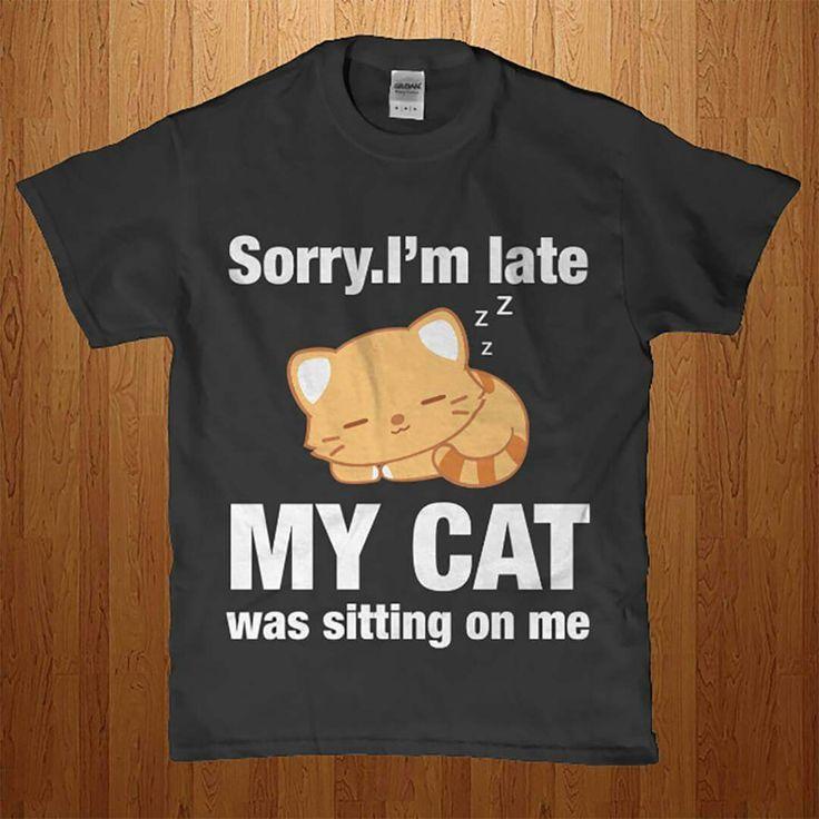 ~ Crazy Cat Lady Gear ~ http://amzn.to/2k2HTMQ
