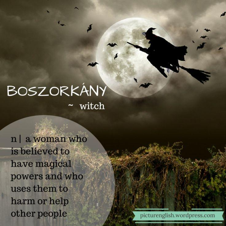 Witch / Boszorkány