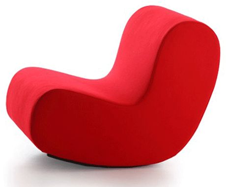 Design: Giulio Cianfarra  Simply functional: one module allows you to compose an infinite sofa and, at the same time, a comfortable armchair, occasionally a rocking chair or equipped with footrests.