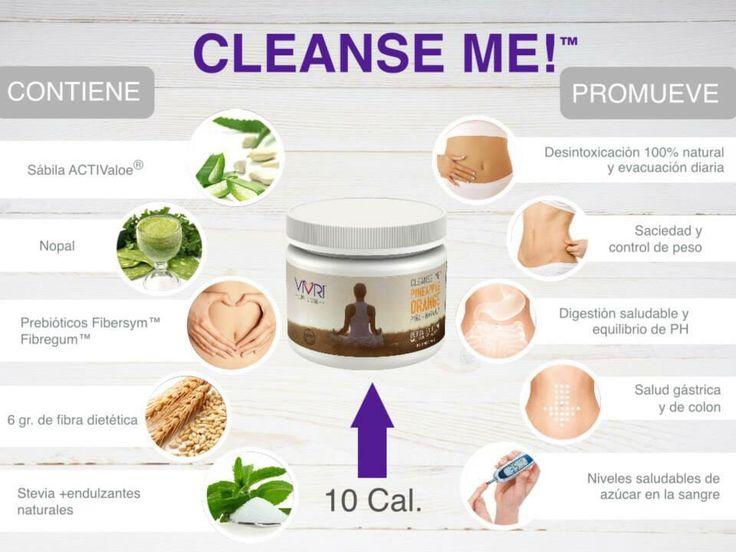 Favorece tu digestión www.vivri.com/kl