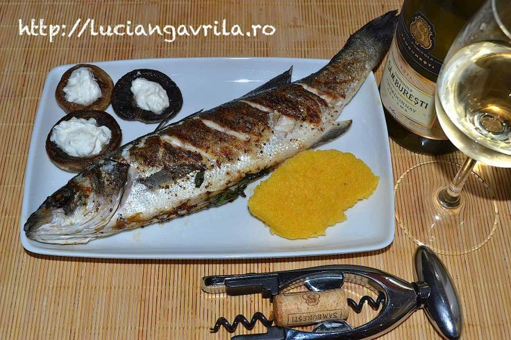 #Grilled #seabass