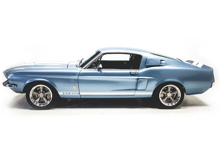 Beautiful Blast from the Past - 1967 Shelby GT500 | Man of Many #musclecars