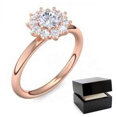 Diamantringe rosegold  19 besten Ringe Bilder auf Pinterest | Ringe, Schmuck und ...