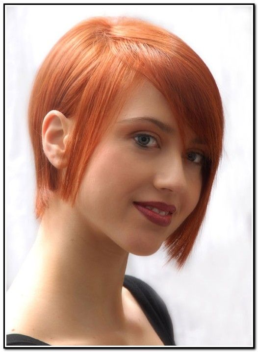 Red Hair Shades | Red Brown Hair Dye Shades in Hairstyles