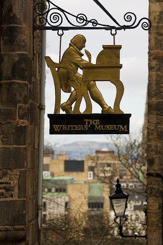 evocativesynthesis: The Writers' Museum, Edinburgh, Scotland, UK.