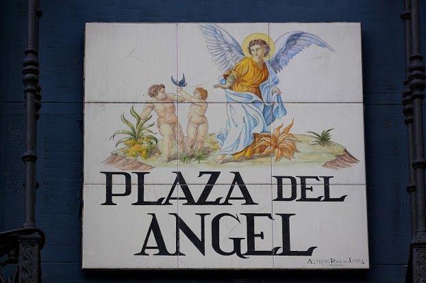 Plaza del Angel ( Madrid )