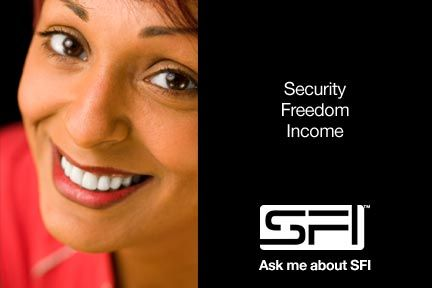 My business is SFI.It is an amazing business. And I am succeeding in this business. http://trck.me/jimscoop/