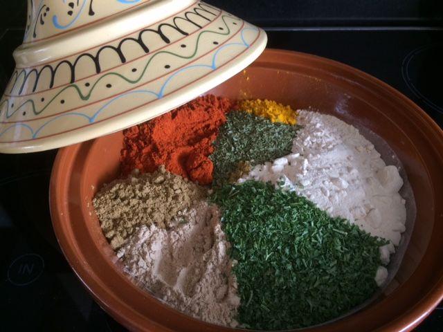 Zelf kruidenmixen maken -> Marokkaanse kruidenmix