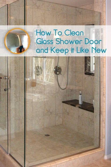 1000 ideas about shower door cleaning on pinterest for How to clean bathroom sliding glass doors