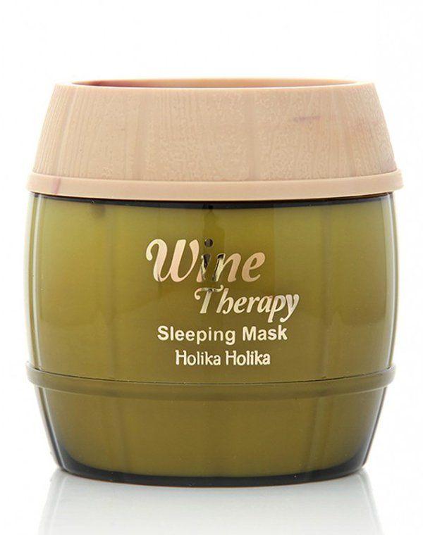 Ночная винная маска-желе белое вино, Holika Holika купить от 1249 руб в Созвездии красоты