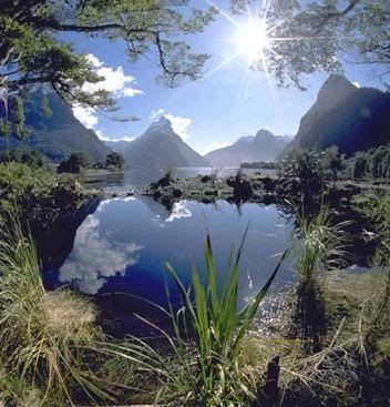 Milford Sound, Fiordland National Park, Southland, New Zealand