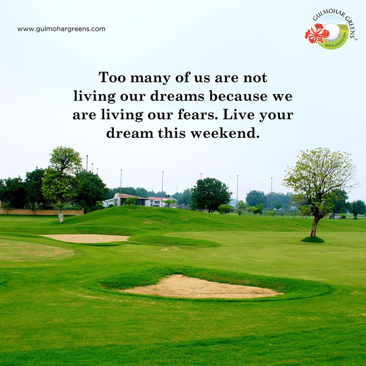 Living your dreams is living life to the fullest . A weekend at Gulmohar Greens is your chance to experience it.