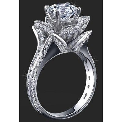 Top Les 25 meilleures idées de la catégorie Bagues en diamant en forme  EM49