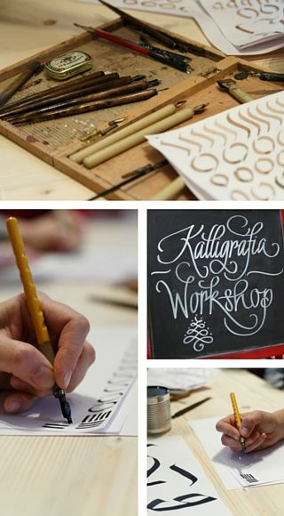 kalligrafia cimlap